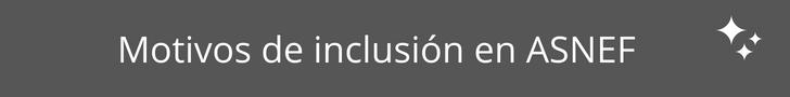 Motivos de inclusión en ASNEF