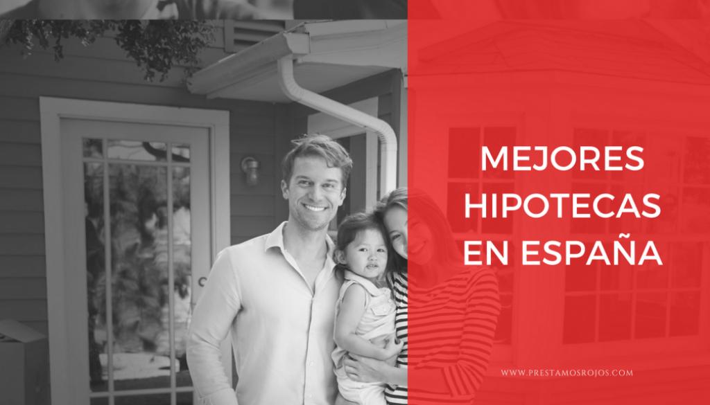 hipoteca en espana